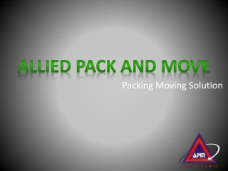 Moving Packing in Delhi and Noida