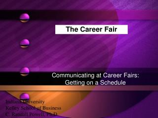 The Career Fair