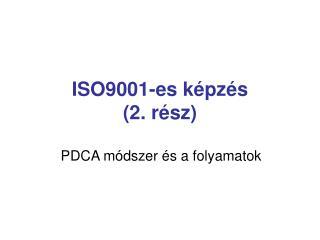 ISO9001-es k pz s  2. r sz