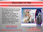 Air Conditioning Repair Indianapolis