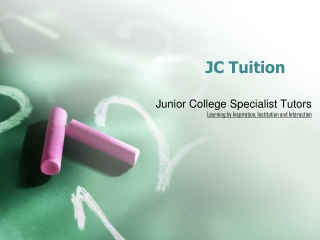 JC Tuition Center