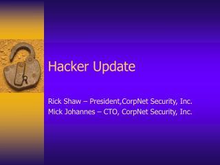Hacker Update