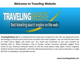Booking hotel rooms online