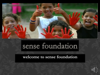 Sense Foundation
