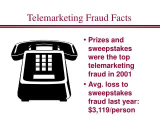 Telemarketing Fraud Facts
