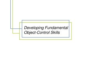object control skills