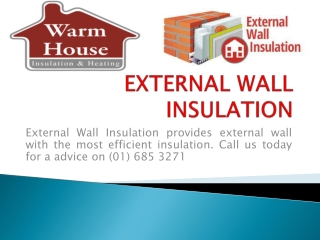 insulation Dublin
