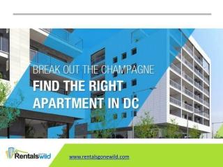 Rentals Gone Wild – The Best Apartment Finder in DC