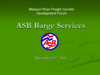ASB Barge Services