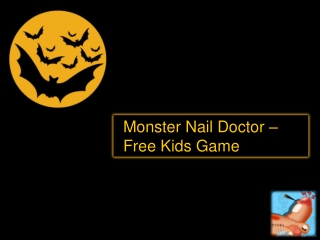 Monster Nail Doctor