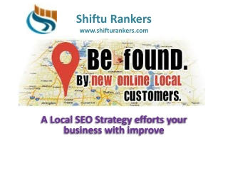 Local SEO optimization Tips by SEO Company India