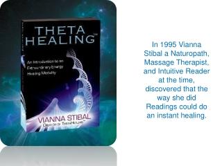 Theta healing process