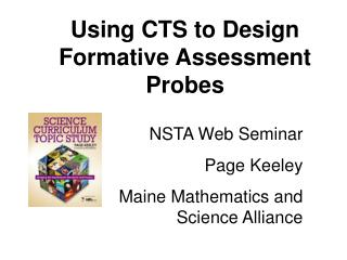 Using CTS to Design Formative Assessment Probes