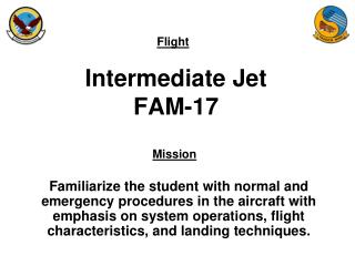 Intermediate Jet FAM-17
