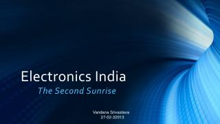 Electronics India