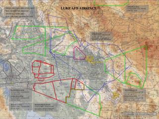 LUKE AFB AIRSPACE