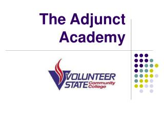 the adjunct academy
