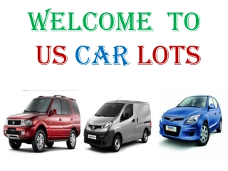 use car lots