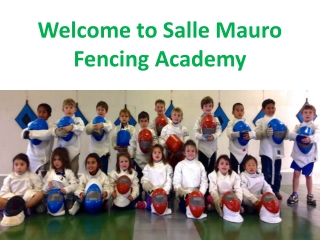Learn to fence in Houston
