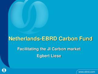 Netherlands-EBRD Carbon Fund