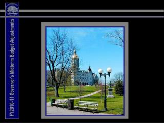 fy2010-11 governors midterm budget adjustments