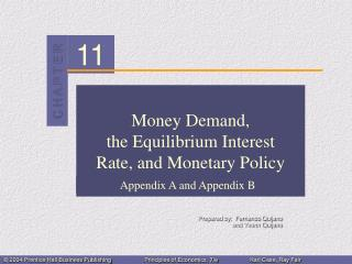 Money Demand, the Equilibrium Interest Rate, and Monetary Policy