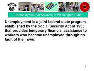 Unemployment for Adjuncts in Washington State
