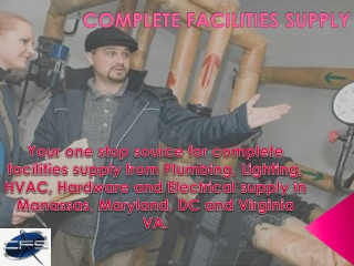 HVAC Supply Maryland