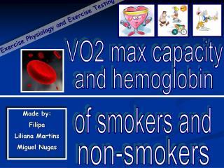 VO2 max capacity