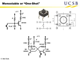 Monostable or  One-Shot