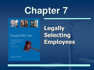 Legally Selecting Employees