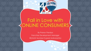Fall in love with consumer