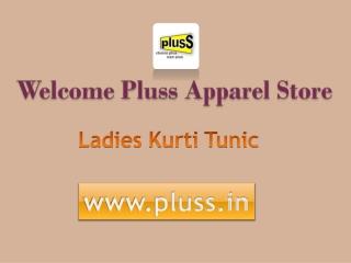 Ladies Kurti Tunic
