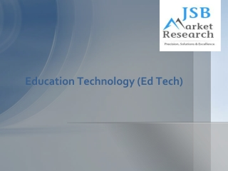 Education Technology (Ed Tech)