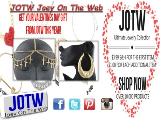 JOTW Ultimate Jewelry Collection