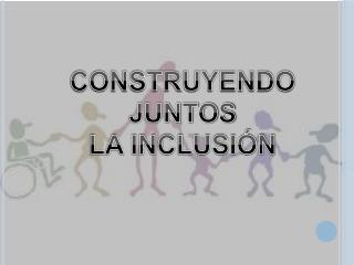 Proyecto de Inclusi??n CCB