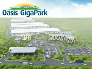 Business Park Project:  Logistic Park, Industrial Park, Gas Station, Shopping Center, Office Building, Restaurant and Mo
