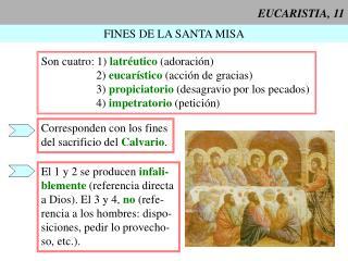 EUCARISTIA, 11