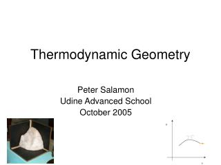 Thermodynamic Geometry