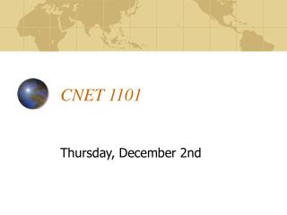 CNET 1101