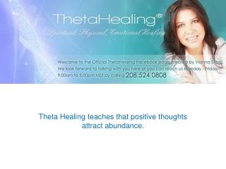 Theta healing treatment