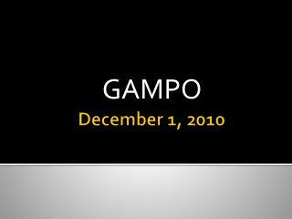 December 1, 2010