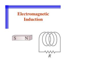 Electromagnetic Induction