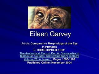 Eileen Garvey