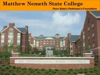 Matthew Nemeth State College