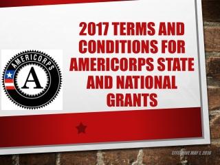 americorps grievance procedures