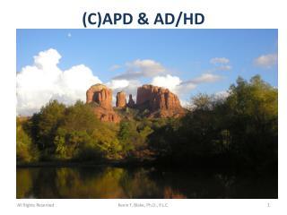CAPD  AD