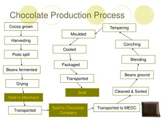 Chocolate Production Process
