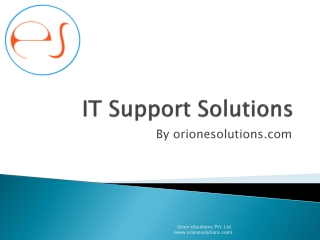 How to find best IT support companies