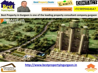 Best Property in Gurgaon